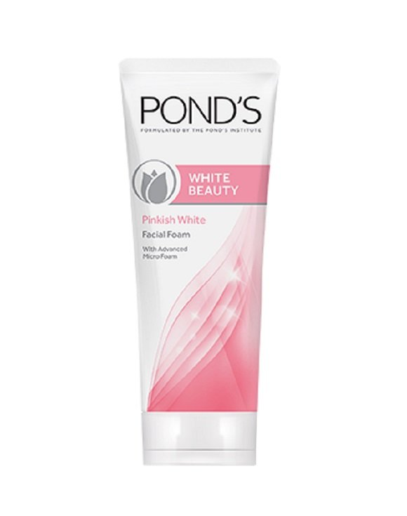 Pond�s White Beauty Pinkish White Facial Foam 100g