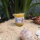 New Pina Colada Tiki Drink Votive Candle Luau Party Summer Ocean