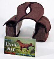 Western Trail Horse First Aid Kit