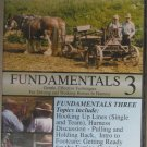 Doc Hammill's Horsemanship Video Series Fundamentals 3 - DVD