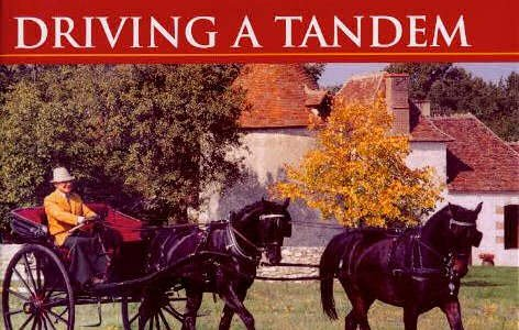 Driving A Tandem Hard Cover Book
