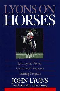 Lyons On Horses Hard Cover Book