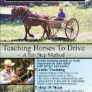 Doc Hammill's Horsemanship Video Series Teaching Horses to Drive - DVD