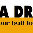 Ride A Draft Bumper Sticker