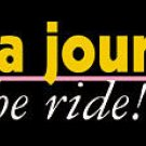 Life's a Journey Bumper sticker