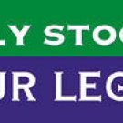 The only stock I buy Bumper Sticker
