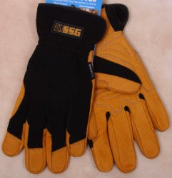 SSG Work Crew Glove Medium Size 9
