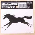 Running Horse Window Sticker Decal