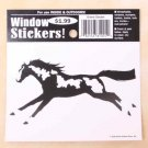 Paint Overo Horse Window Sticker Decal