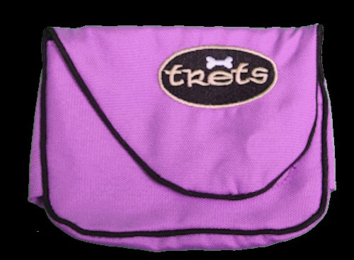 Lavender Dog Trets Reward Pouch