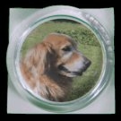 Memory Block Photo Paper Weight Round