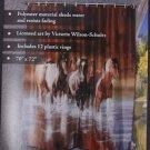 Rush Hour Horses Shower Curtain