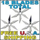 $4.99 X-Acto X-Life Xacto No. #11 X811 Blades Blade Razor Hobby Art Knife Elmers 15+3 US SHIPS FREE
