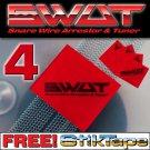 $12.95 SWAT Snare Wire Arrestor & Tuner Drum Muffler Dampener - FREE U.S. SHIPPING!