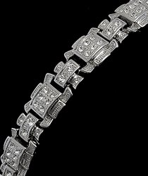 9 Style Iced Out Bracelet
