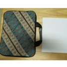 "14"" Notebook Laptop  Batik Carrying Case Handbag"