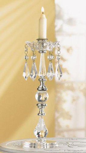 Jeweled Candleholder: