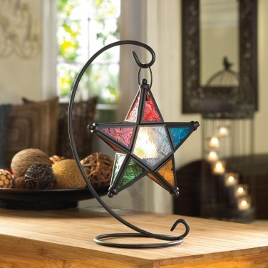 Evening Star Standing Lantern