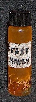 10 ml. Fast Money Oil