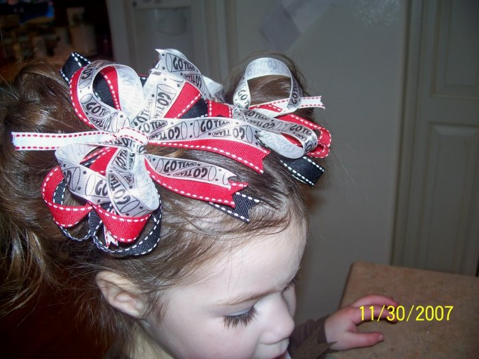 Cheerleading / Boutique Bows