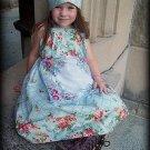 Custom Made Apron Knot Dress