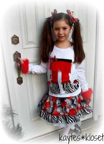 Custom Boutique Twirl Skirt Sets