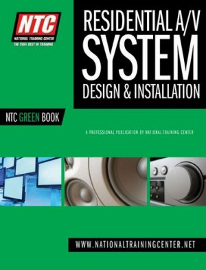 NTC Green Book, Residential Audio Video Systems
