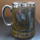 Comical Princess House Vintage English Pub Verse Beer Mug