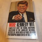 More Kennedy Wit Bill Alder President John F quotes Paperback