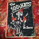 Dr. Seuss The 500 Hats of Bartholome Cubbins