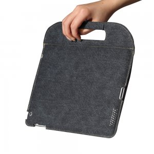 Elementex Stow-and-Go Case for the new iPad - iPad 3 and iPad 2 Compatible