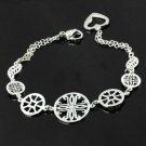 silver color bracelets ,BR-1216l