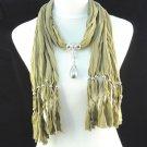high quality cotton charm scarf,NL-1221h