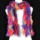 colored costume scarf ,NL-1253E