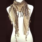 charm sexy Leopard print scarf ,NL-1491E