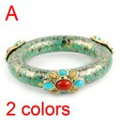 Quality Wooden beads crystal beads bracelets fashion charm bracelet, BR-1285