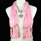 18 color DIY scarf by putting on jewelry findings pendant charms wholesale PT387