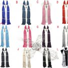 Cross charms pendant scarf jewelry scarves tassels shawl free shipping NL-1803