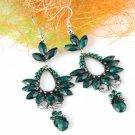 Hook dangle earrings rhinestones vintage styles alloy charming earrings ER-478C