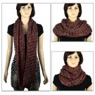 2013 new fashion,circle scarf infinity_scarf for winter,loop scarf,NL-2055