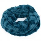 fashion winter twist wool scarf,wave design warm neck scarf  for her NL-2130