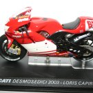 Ducati Desmosedici 2003 Loris Capirossi 1:24 IXO Motorcycle