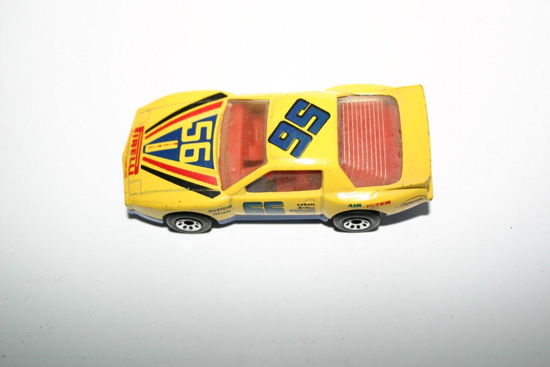 Vintage 1985 Pontic Firebird Racer Collectors Model In Good Condition