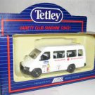 Collectors Lledo Tetley Variety Club Sunshine Coach Promotional Model