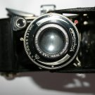 Antique Vintage German 1931 Voigtländer Bessa Folding Camera With Flim Inside
