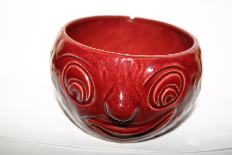Vintage SylvaC 4553 Beetroot Bowl