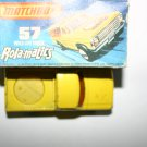 Matchbox 57 Wild Life Truck Rola-Matics Vintage Collectors Model