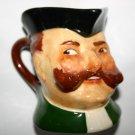 Antique Vintage Wade Regicor Character Toby Jug