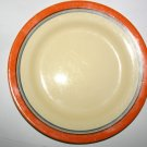 Rare Clarice Cliff Fantasque Wilkinson Ltd Collectors Art Deco Plate