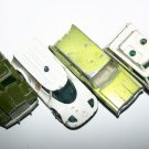 Vintage Corgi and Matchbox Collectors Diecast Model Vehicles